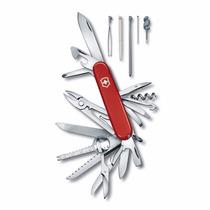 Victorinox 1.6795 Swiss Champ Roja, 33 Usos