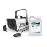 Camara De Humo 900fg + Sanitizante Protect 1lt Steelpro