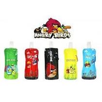 Angry Birds,¡¡ Botella Plegable, Regalos Para Fiestas!!