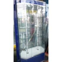 Aparadores Exhibidores Vitrinas Mostradores De Cristal