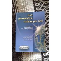 Libro Gramatica Italiana 1. Año 2005. Nuevo Italia