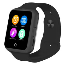 Smartwatch D3 Inteligente Contra Agua Camara Hd Musica Apple