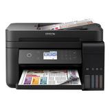 Impresora Multifuncional Epson L6171 Ecotank Tinta Continua Adf Duplex Inalambrica