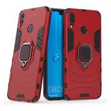Funda Rudo Anillo Huawei Y5 Y6 Y7 Y9 P20 P30 Mate Nova 3 5t