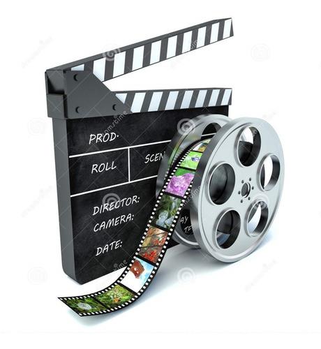 Paquete De 4 Películas Digitales Antiguas