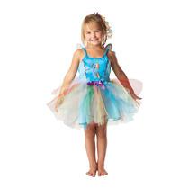 My Little Pony Costume - Chicas Pequeño 3-4 Dash Años Rain