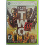 Army Of Two The 40 Day Para Xbox 360