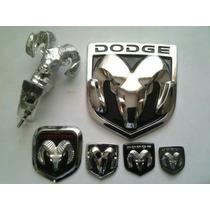 Autocristales Dodge Parabrisas Medallon Quemacocos Aletas