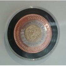 Monedas Bicentenario Urge 750 Cada Una