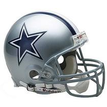 Riddell Dallas Cowboys Proline Auténtico Casco De Fútbol Ame