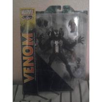 Marvel Select Venom Spiderman Los Vengadores Hombre Araña