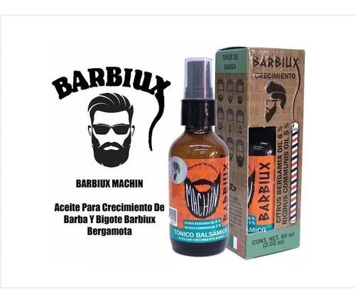 Balsamo Estimulante Para Crecimiento De Barba Y Bigote