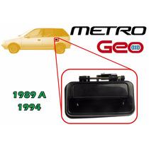 89-94 Geo Metro Manija Exterior Trasera Lado Izquierdo