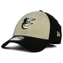 New Era Gorra Mlb Orioles Baltimore Mod Team Front Nva M/l