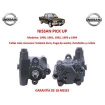 Bomba Licuadora Direccion Hidraulica P/caja Nissan Pick Up