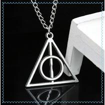 Harry Potter Reliquia De La Muerte Dije Y Cadena