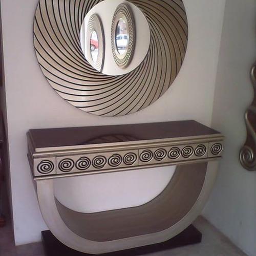Espejos modernos en acabado plata 2390 c5yfk precio d for Espejos precios