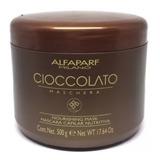 Alfaparf Cioccolato Mascarilla Nutritiva 500gr Chocolate