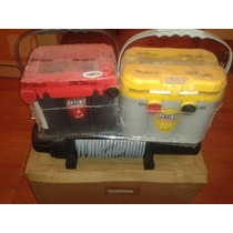 Batería/acumulador Optima Ta Amarilla 34-78 +winch 12,000lbs
