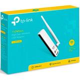 Adaptador De Red Tp-link Usb Wi-fi Tl-wn722n Antena De 4dbi