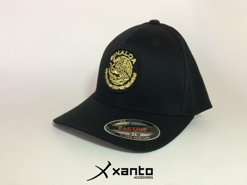Gorra Flexfit Sinaloa Escudo Nacional Mexicano Águila -63 en venta ... 75d6894c283