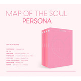 Bts Map Of The Soul Persona Version 3 + Poster Oficial