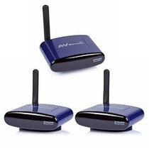 Sainsonic Ss-630 5.8ghz Wireless Audio Video Transmisor Emis