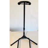 Base Pedestal Soporte Para Guitarra Bajo Violín Ajustable