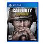 Call Of Duty World At War 2 Dos Playstation 4 Ps4 Videojuego