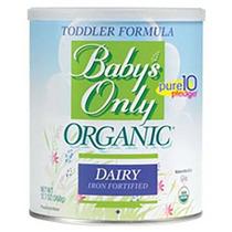 Sólo Lácteos Orgánicos Fórmula 12,7 Oz Del Bebé. (el Embalaj