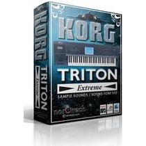 Samples Triton Extreme Para Kontakt Descarga Online O Fisico