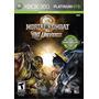 Mortal Kombat Vs Dc Universe.-x360