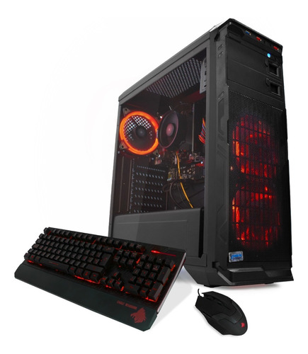 Cpu Pc Gamer Amd Ryzen 5 8gb 1tb Radeon Vega 11 Fortnite