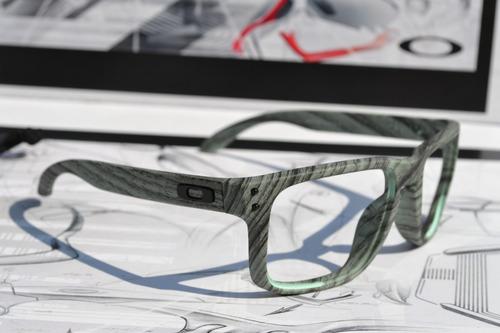 818f295fbd Lente Armazón Oakley Acabado Madera Camo Hype Geek Hipster en venta ...