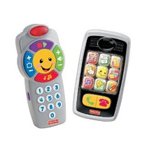 Fisher-price Laugh And Learn Remoto Y Smilin Smartphone Bund