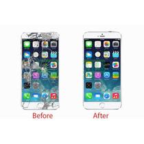 Cristal Para Iphone 6s Plus + Instalación Gratis