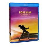 Bohemian Rhapsody Freddie Mercury Queen Pelicula Blu-ray