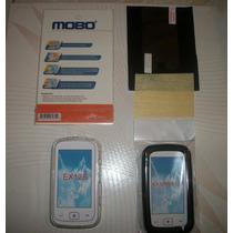 Combo De 4 Accesorios Motorola Ex128 Ex122 Envio Gratis!!!