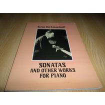 Vendo Libro Partituras De Rachmaninoff Sonatas Y Otros