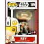Envío Inmediato Funko Pop Star Wars Rey Casco X-wing 119