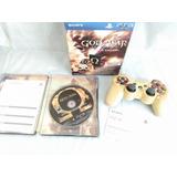 God Of War Edición De Colección Con Control Original De Ps3