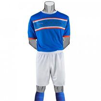 Uniforme Futbol Cruz Azul 2016 Con Short Y Medias Galgo