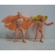 Batman Y Robin - Juguete De Coleccion - Figura Bootleg