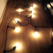 Serie Iluminación Focos Vintage Boda Eventos