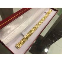 5d863ad8e3cd Pulsera Rolex 20 Cm Y Anillo Plata Con Baño De Oro De 14k en venta ...