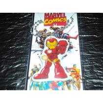Nuevo Dije Placa De Marvel Ironman,thor,venom,wolverine,feni