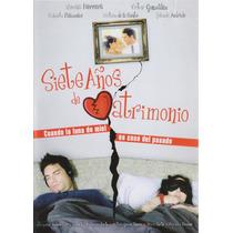 Siete 7 Años De Matrimonio 2013 Romance Comedia Pelicula Dvd