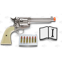 Marcadora Airsoft Co2 Colt Peacemaker 5.5 Bbs Metal Xtreme