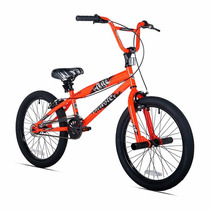 Bicicleta Rodada 20 Para Niño Bmx Freestile Trucos