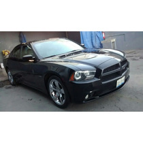 Charger R/t V8 5.7 L Gps Piel/gamuza 2013 Negro $ 330,000.